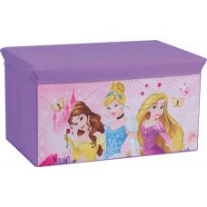 FUN HOUSE Dětská látková truhla na hračky Princezny 712441 Preview