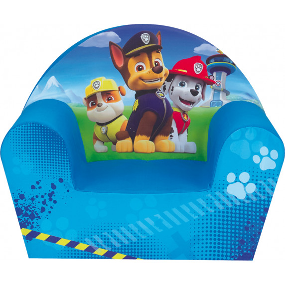 FUN HOUSE Dětské křesílko Tlapková patrola 712531
