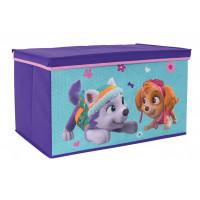 Detská látková truhla na hračky Tlapková Patrola FUN HOUSE 712724