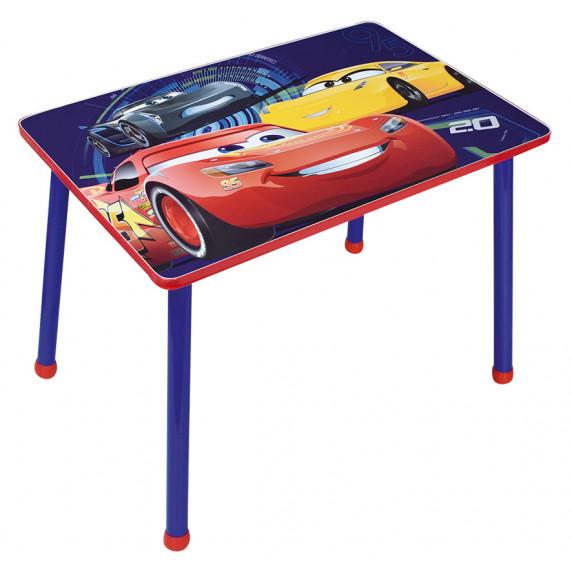 FUN HOUSE Dětský stůl s židlemi Cars 712763