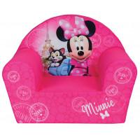 Dětské křesílko Minnie Mouse FUN HOUSE 712810