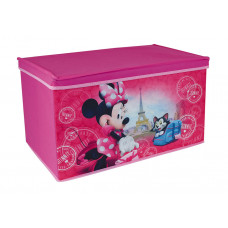 Dětská látková truhla na hračky Minnie Mouse FUN HOUSE 712867 Preview