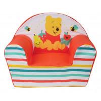 FUN HOUSE Dětské křesílko Medvídek Pú 713013