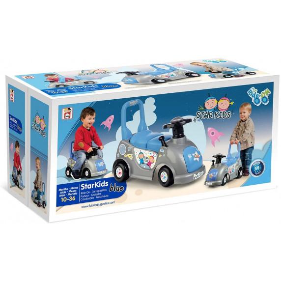 Chicos Ride-On Starkids Dětské odrážedlo - modré