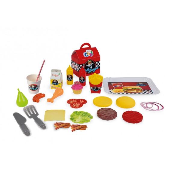 Dětský hamburger set Mini CHICOS