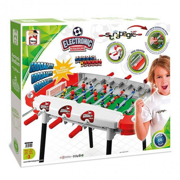 CHICOS Supercup Electronic stolní fotbal