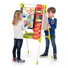 Dětská oboustranná tabule CHICOS + 96 kusů příslušenství Preview