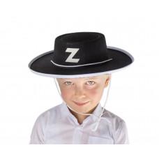 Godan Klobouk Zorro dětský Preview