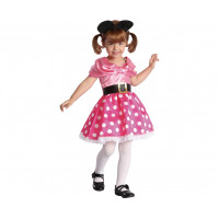 Godan Dětský kostým Minnie Mouse 92/104 cm