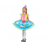 GoDan Kostým pro děti - Muffin, velikost 110/120 cm