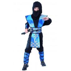 Godan Dětský kostým Ninja 120/130 cm Preview