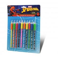 Kids Licensing Sada barevných tužek SPIDERMAN 10 ks Preview