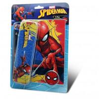 Kids Licensing Sada psacích potřeb v kovovém penálu SPIDERMAN 5 ks