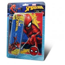Kids Licensing Sada psacích potřeb v kovovém penálu SPIDERMAN 5 ks Preview