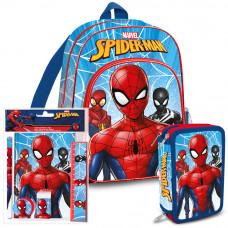 Školní set Kids Licensing SPIDERMAN 2021 - batoh, penál s příslušenstvím Preview