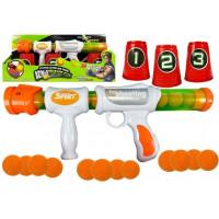 Inlea4Fun FUN SHOOTING Dětská pistole na pěnové náboje
