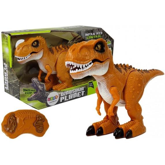 RC Tyrannosaurus Rex s dálkovým ovládaním DINOUSAUR PLANET Inlea4Fun