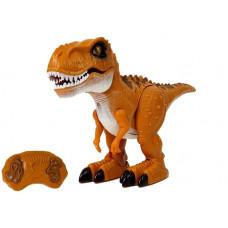 RC Tyrannosaurus Rex s dálkovým ovládaním DINOUSAUR PLANET Inlea4Fun Preview