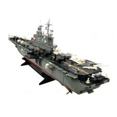 Inlea4Fun Amphibious ASSAULT SHIP RC bitevní loď na dálkové ovládání 1: 350 Preview