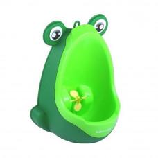 BabyYuga mini pisoár pro děti s přísavkami zelený Preview