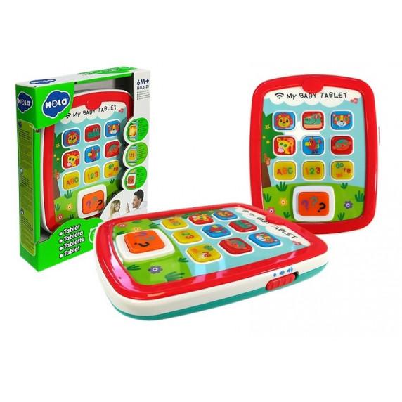 Dětský tablet pro miminka HOLA