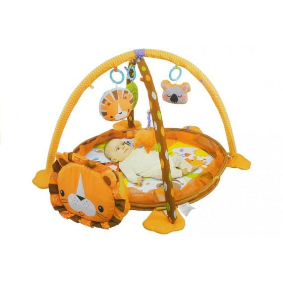 Konig Kids LION ACTIVITY Hrací deka 3 v 1 - lev