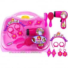 Inlea4Fun dětský set pro kadeřnice Princezna Sofia Preview