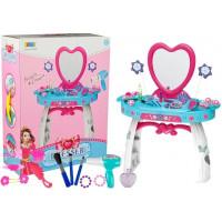 Inlea4Fun Pretty Dresser Dětský toaletní stolek