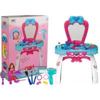 Inlea4Fun Beauty Dresser Dětský toaletní stolek