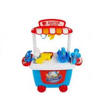 Inlea4Fun DOCTOR SET Dětský lékařský vozík Preview