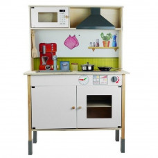 Inlea4Fun Dětská dřevěná kuchyňka Meggie Preview