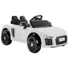 Elektrické autíčko AUDI R8 Spyder 2.4G EVA  - bílé Preview