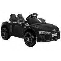 Elektrické autíčko AUDI R8 Spyder 2.4G EVA  - černé