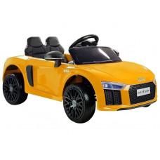 Elektrické autíčko AUDI R8 Spyder 2.4G EVA  - žluté Preview