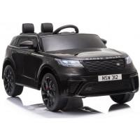 Elektrické autíčko lakované RANGE ROVER - černé