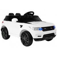 Elektrické autíčko Inlea4Fun HL1638 - bílé