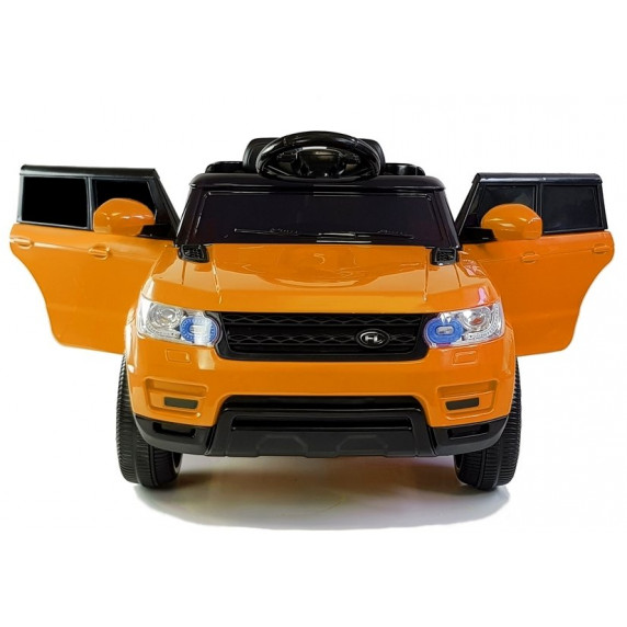 Elektrické autíčko Inlea4Fun HL1638 - oranžová