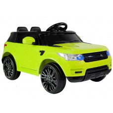 Elektrické autíčko Inlea4Fun HL1638 - zelené Preview