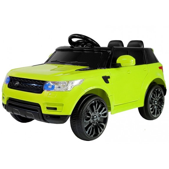 Elektrické autíčko Inlea4Fun HL1638 - zelené