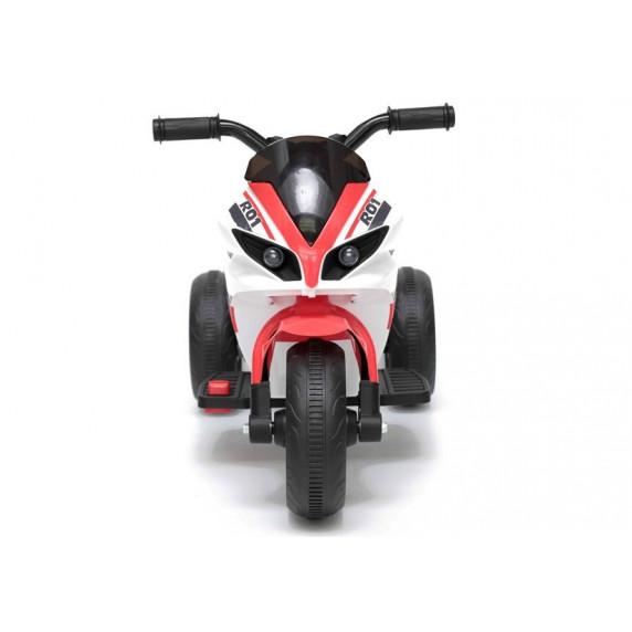 Inlea4Fun GTM 5588 Dětská elektrická tříkolka - červená