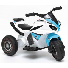 Inlea4Fun GTM 5588 Dětská elektrická tříkolka - modrá Preview
