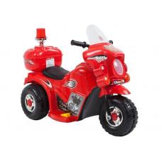 Inlea4Fun LL999 elektrická motorka - červená Preview