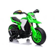 Elektrická motorka LITTLE RACER TR1909 Inlea4Fun - zelená Preview