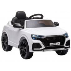 Elektrické autíčko AUDI RS Q8 - bílé Preview
