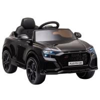 Elektrické autíčko AUDI RS Q8 - černé
