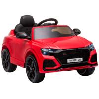 Elektrické autíčko AUDI RS Q8 - červené