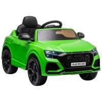 Elektrické autíčko AUDI RS Q8 - zelené