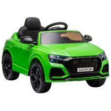 Elektrické autíčko AUDI RS Q8 - zelené Preview