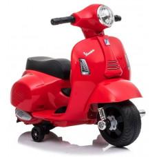 Inlea4Fun Elektrická motorka VESPA GTS 300 Mini - červená Preview