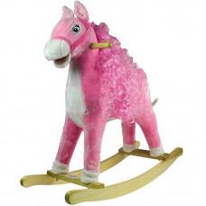 Inlea4Fun Houpací koník Princess - růžový Preview